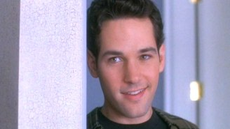 Paul Rudd Gave Away His Secret To Never Aging During A 'Clueless' Reunion