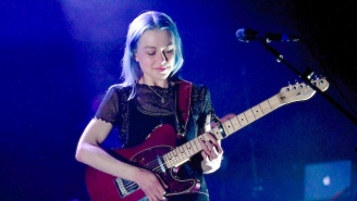 Phoebe Bridgers Got A Heartwarming Gift From A Fan After Sharing A Story About Ryan Adams Snubbing Her