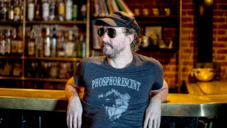 Phosphorescent Shared A Breezy Cover Of J.J. Cale's 'Wish I Had Not Said That' For 'Spotify Singles'