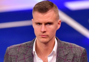 The Mavs Will Reportedly Offer Kristaps Porzingis A Max Deal Worth About $158 Million