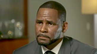 An Emotional R. Kelly Claimed His Accusers Are All Lying In His First Interview Since His Arrest