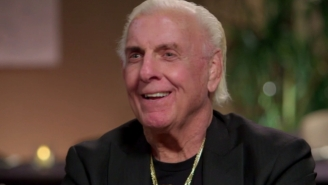 Ric Flair Is Having Surgery Today