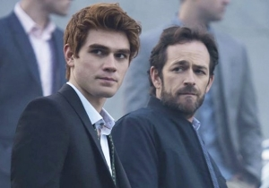 The 'Riverdale' Creator Explains Why The Season Finale Didn't Mention Luke Perry's Character