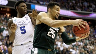 Michigan State Took Out Duke After R.J. Barrett Missed A Late Free Throw