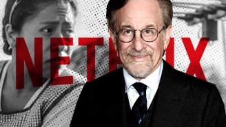 The Spielberg Vs. Netflix Controversy Is Really All About The (Possible) End Of Movie Theaters