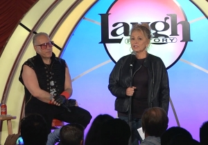 Roseanne Barr Is Teaming Up With Andrew Dice Clay For A Comedy Tour Called 'Mr. And Mrs. America'