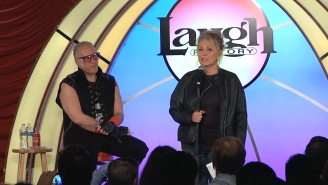 Roseanne Barr Tore Apart 'Low-Rated' ABC In Her Return To Stand-Up