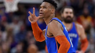 Russell Westbrook Addressed Thunder Fans At A Comedy Show After Being Traded
