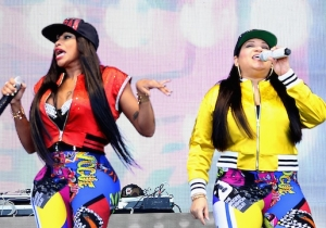 Lifetime Announced Two Queen Latifah-Produced Projects About Salt-N-Pepa And The Clark Sisters
