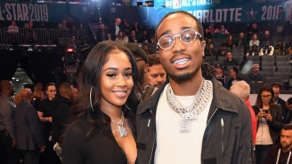 Quavo And Saweetie Are Smitten With Each Other On A Pair Of New Songs, 'Tip Toes' And 'Emotional'