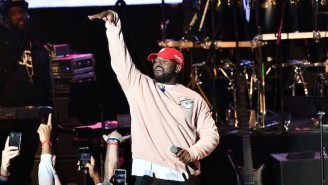 Schoolboy Q Returns With A Menacing Shot Of 'Numb Numb Juice' For The Haters