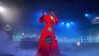 Tierra Whack Lit Up The 'Kimmel' Stage With An Energetic Performance Of 'Only Child'