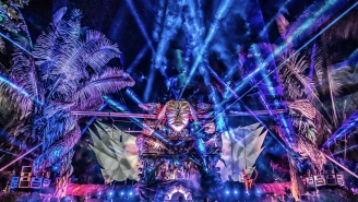 Catch Spiritual Vibes With These Photos From Envision Festival 2019
