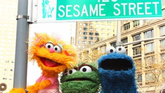 'Sesame Street' Asked An Innocent Question About Muppets, And Things Got Weird