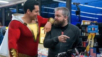 The 'Shazam!' Filmmakers Tell Us About That End Credit Scene, And What's Coming Next