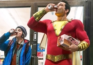 'Shazam!' Preview Screenings Electrified The Box Office And Even Washed Away 'Aquaman'