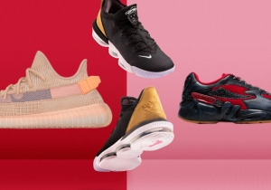 SNX: The Freshest Shoes Launching The Last Week Of March, Featuring A Long Anticipated Yeezy Drop