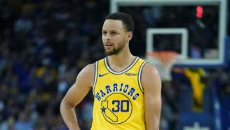 The Warriors Pointed And Laughed At A Ref Then Lost On Free Throws In Overtime