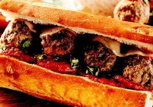 No Need To Argue, The Meatball Sub Is The World's Greatest Sandwich