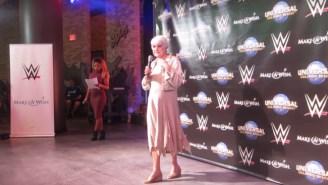WWE Employee Sue Aitchison Will Receive The 2019 Warrior Award
