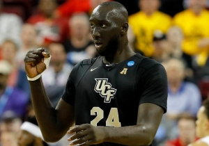 UCF's 7'6 Center Tacko Fall Promises He 'Won't Allow' Zion Williamson To Dunk On Him