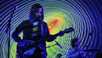 Tame Impala Debuts New Music At A Mind-Bending Coachella Headlining Performance