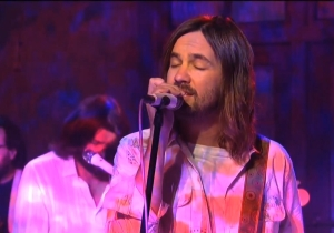 Watch Tame Impala Perform Their New Song 'Patience' Live For The First Time On 'SNL'