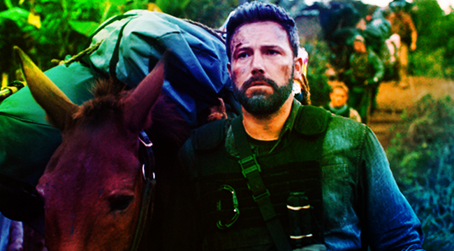 An Important Discussion About 'Triple Frontier' And Its Two