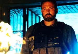 Are You Freaking Excited For 'Triple Frontier' Or What?