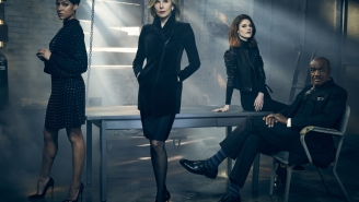 The Wildest Prestige Series On TV — 'The Good Fight' — Is Back