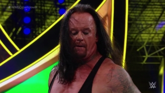 The Undertaker Has Dropped 25 Pounds In Preparation For A WWE Comeback