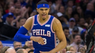 Tobias Harris Believes The Sixers Will Be 'At The Top Of The East' This Season