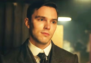Nicholas Hoult Will Seduce You All The Way To Middle-Earth In The 'Tolkien' Trailer