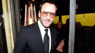 A Fake Tom Ford Quote Has Trump Supporters So Mad That They're Threatening To…Wait For It…Boycott His Clothes