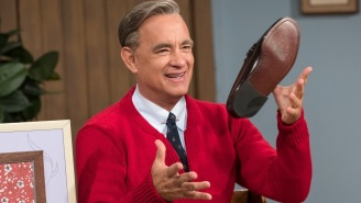 Tom Hanks Is Mr. Rogers In The Heartwarming 'A Beautiful Day In The Neighborhood' Trailer