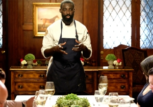 Top Chef's Eric Adjepong Discusses His History With Ghanaian Food And Finally Explains That Buillion Thesis