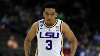 LSU Will Keep Dancing After Tremont Waters Hit A Game-Winning Layup Against Maryland