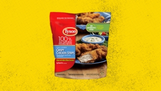 How To Check To See If Your Food Is Part Of Tyson's 70,000 Pound Chicken Strip Recall