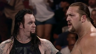 Big Show Told A Story About The Undertaker Texting Him A Dirty Photo
