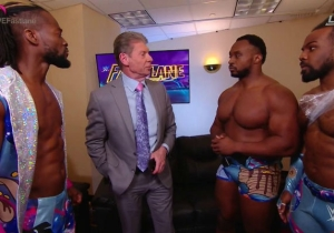 The McMahons Screwed Kofi Kingston Again At WWE Fastlane