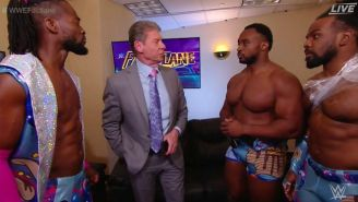 The McMahons Screwed Kofi Kingston Again At WWE Fastlane