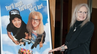 'Wayne's World' Director Penelope Spheeris Is Done With Hollywood Because 'Women Can't Make Mistakes'