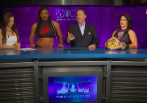 WOW Women Of Wrestling Announced A Second Season And Some Changes