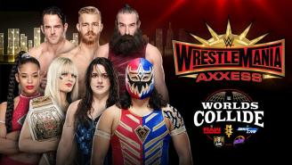 WWE Is Taping Four Network Specials At This Year's WrestleMania Axxess