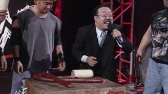 Former WWE Manager Wally Yamaguchi, AKA 'Mr. Yamaguchi-San,' Has Died