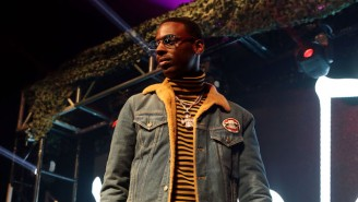 Young Dolph Was Robbed Of Almost $500K In Jewelry At Cracker Barrel, Of All Places