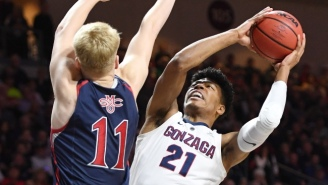 Gonzaga's Perfect Conference Season Ended With A Loss To St. Mary's In The WCC Title Game