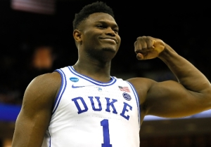 Presumptive No. 1 Overall Pick Zion Williamson Declared For The NBA Draft On Instagram