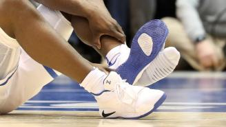 Skechers Took Out An Ad In The 'New York Times' Making Fun Of Nike For Zion Williamson's Shoe Exploding