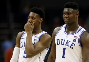 Patrick Mahomes And Steve Nash Weighed In On Zion Williamson And RJ Barrett's NBA Futures